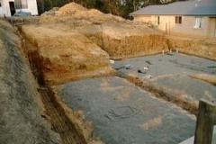 Detailed excavation work