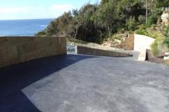 Whale Beach Driveway View