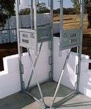 Corner Wall Brace setup