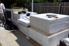 Z-Board 60mm Panels Flat Packed