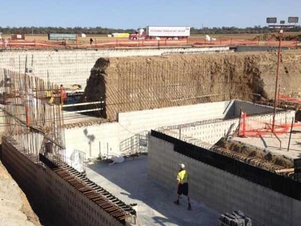 Formwork for concrete