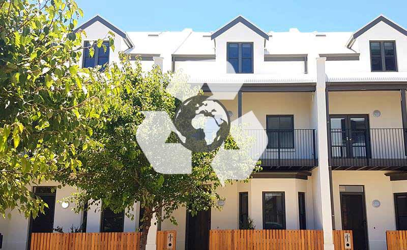 AUSTRALIA'S FIRST 6 STAR GREEN STAR DESIGN RATING FOR A RESIDENTIAL DESIGN