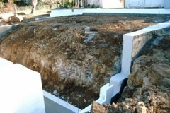 Slab to footings 2 level