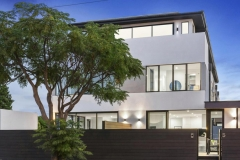 Caulfield South Townhouse- Front