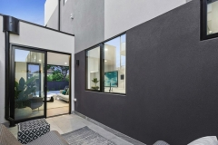 Caulfield South Townhouse- Courtyard