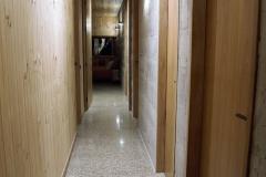 Off Form ReFORM Exposed Concrete Hallway
