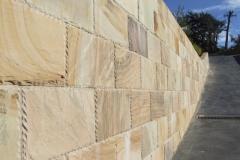 Whale Beach Retaining Walls