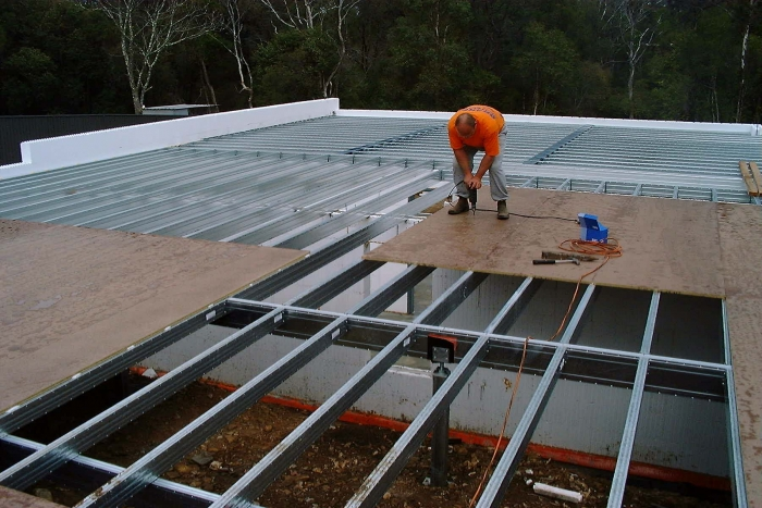 Building Step By Step Zego Insulated Concrete Forms